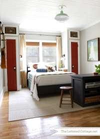 The Condo Bedroom  Bedside Closet Design