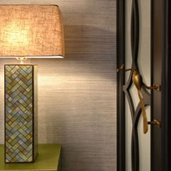 Texture Paint Designs For Living Room India How Can I Decorate My Apartment Trying Hand At Faux Grasscloth Painted Walls