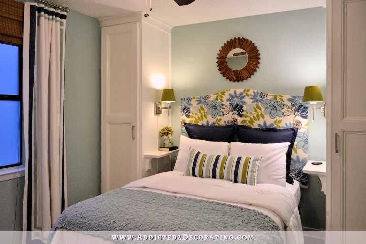Low Bedroom Budget Makeover