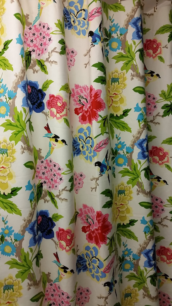 Searching For A Fabulous Floral Fabric