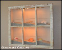 20+ Ways To Repurpose Old Windows (Upcycled Window Projects)