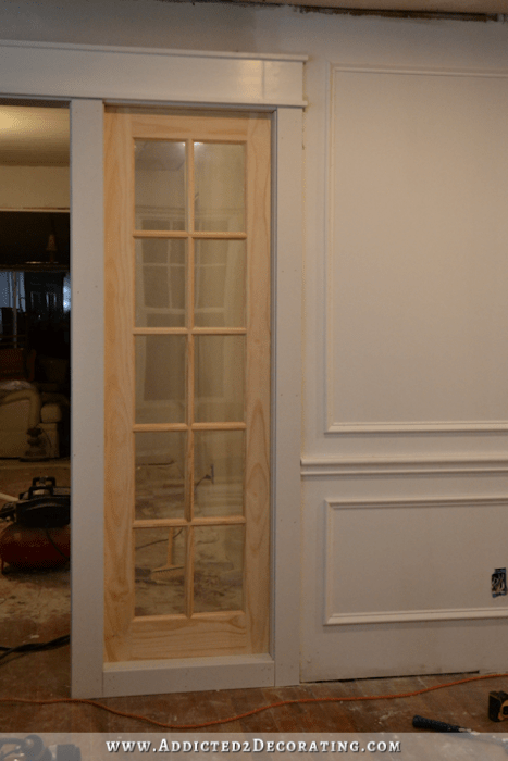 Decorating French Doors