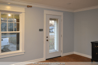 My New Full Lite Front Door (Plus Three Ideas For Privacy ...