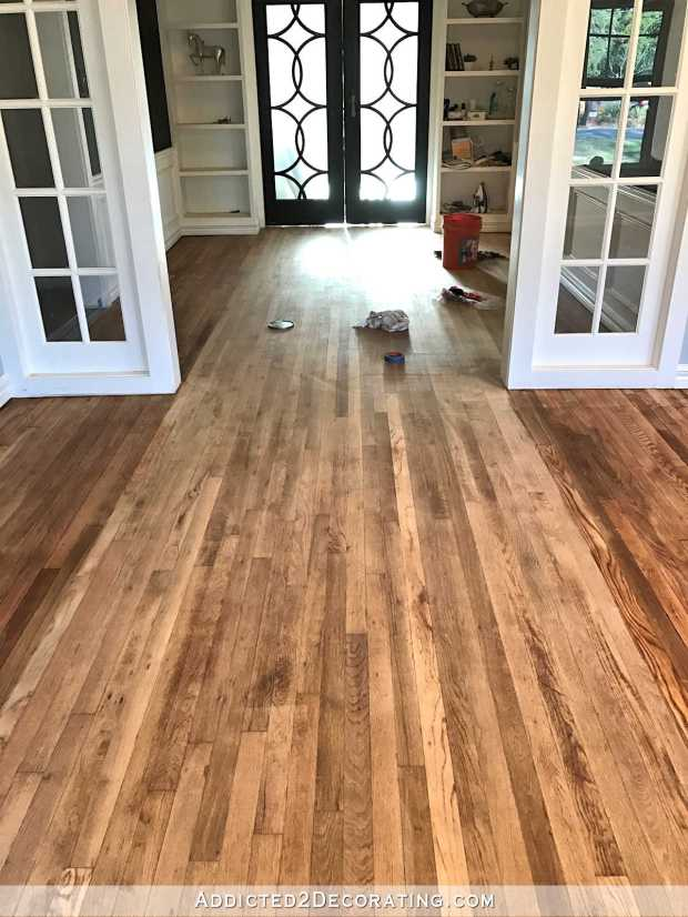 Oak Floor Stains Home Design Ideas