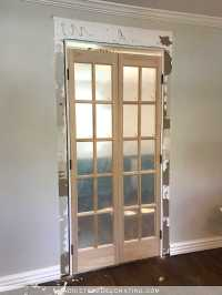 Pantry Doors Finished  Bifold Closet Doors Installed As ...