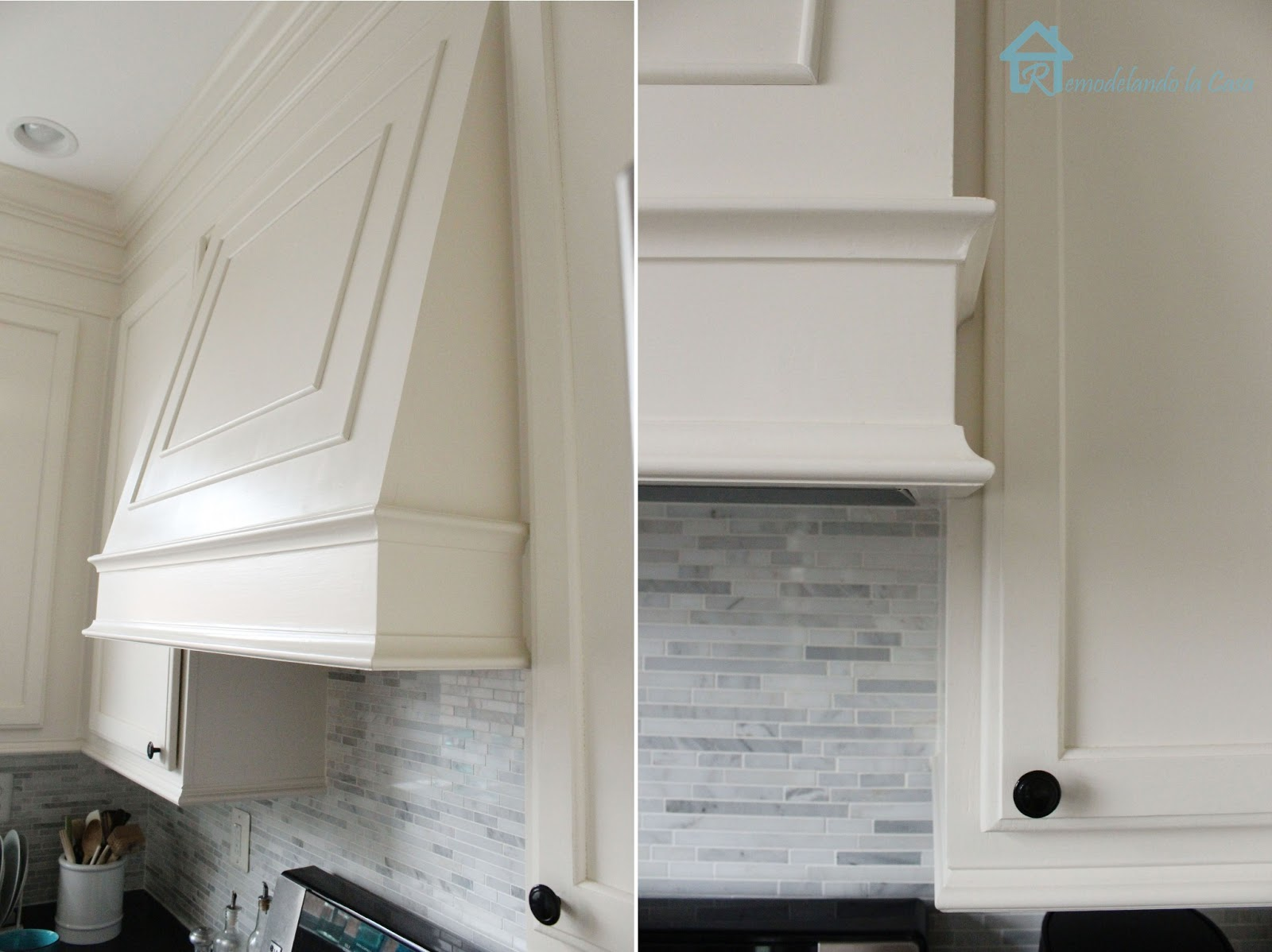 range hood cover options for my kitchen