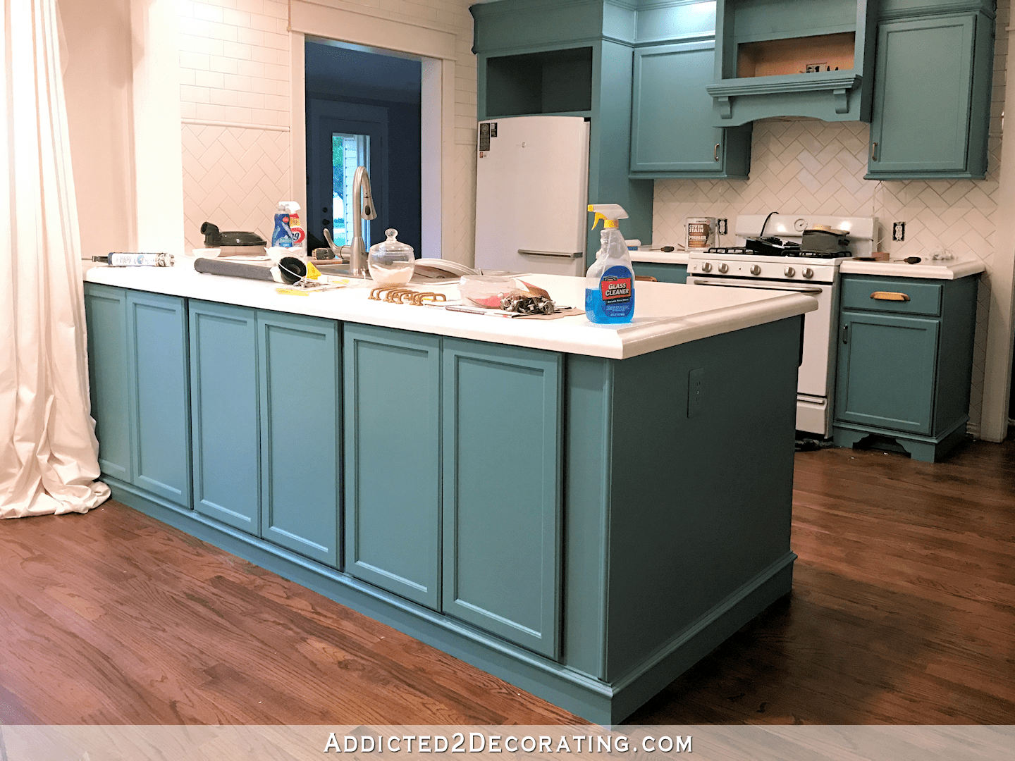 teal kitchen appliances country valances for cabinets veterinariancolleges