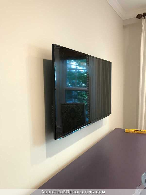 Frames for Wall Mounted Flat Screen TV