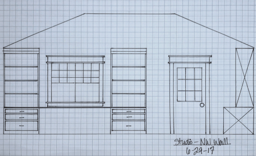 small resolution of studio plan nw wall