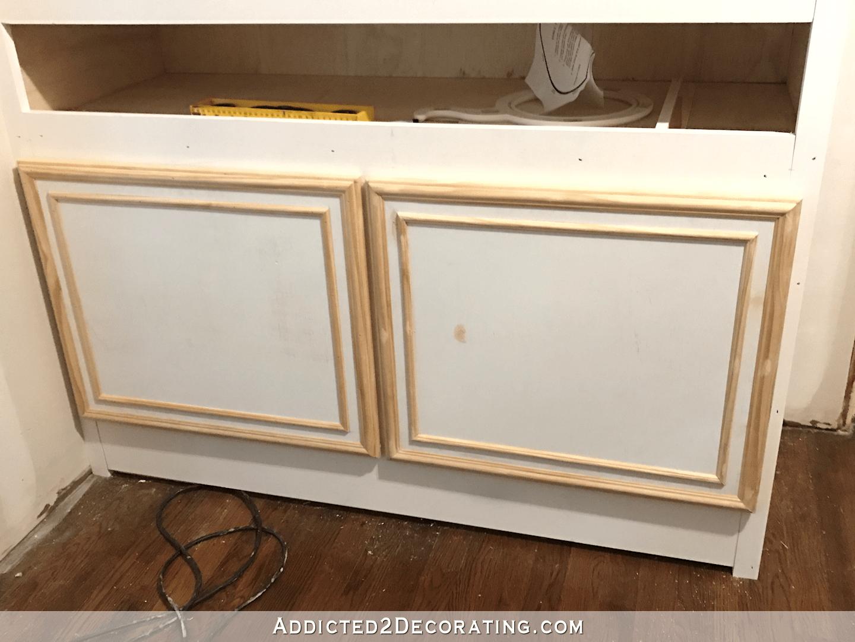 Simple DIY Cabinet Doors Make Cabinet Doors With Basic