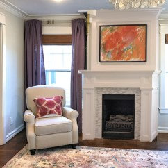 Paint Ideas For Living Room With Dark Furniture Light Wooden Floor Fireplace Color - White Or Gray? Addicted 2 ...
