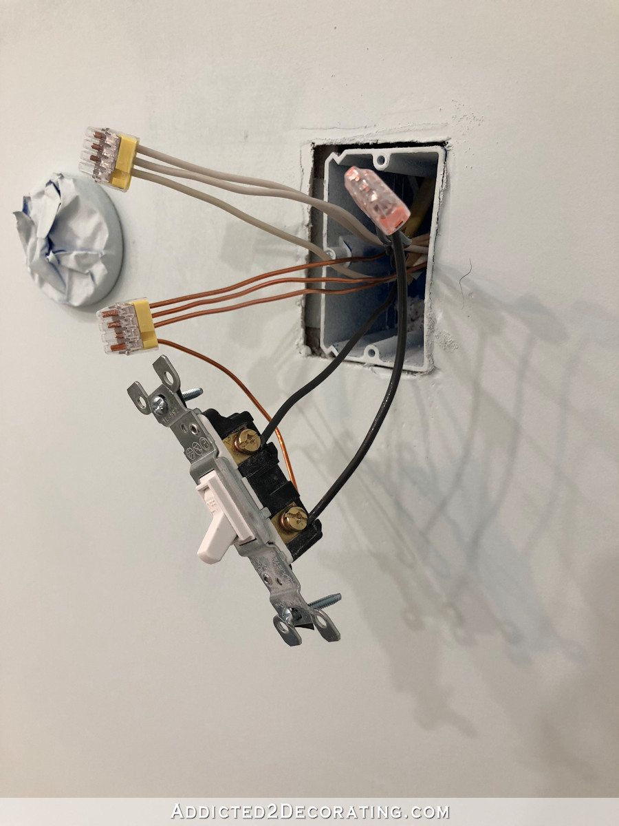 Vr Light Switch Wiring