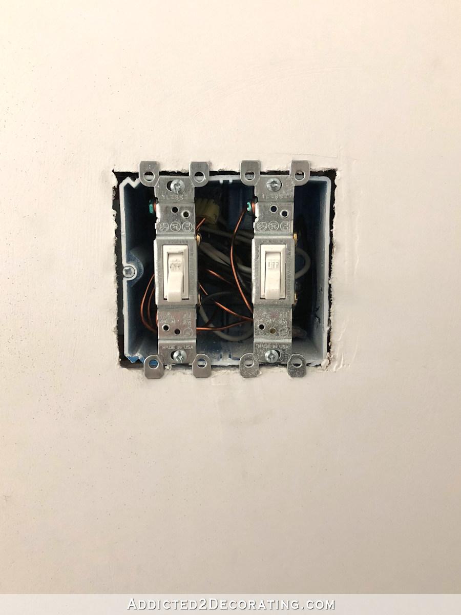 Basic Light Fixture Wiring