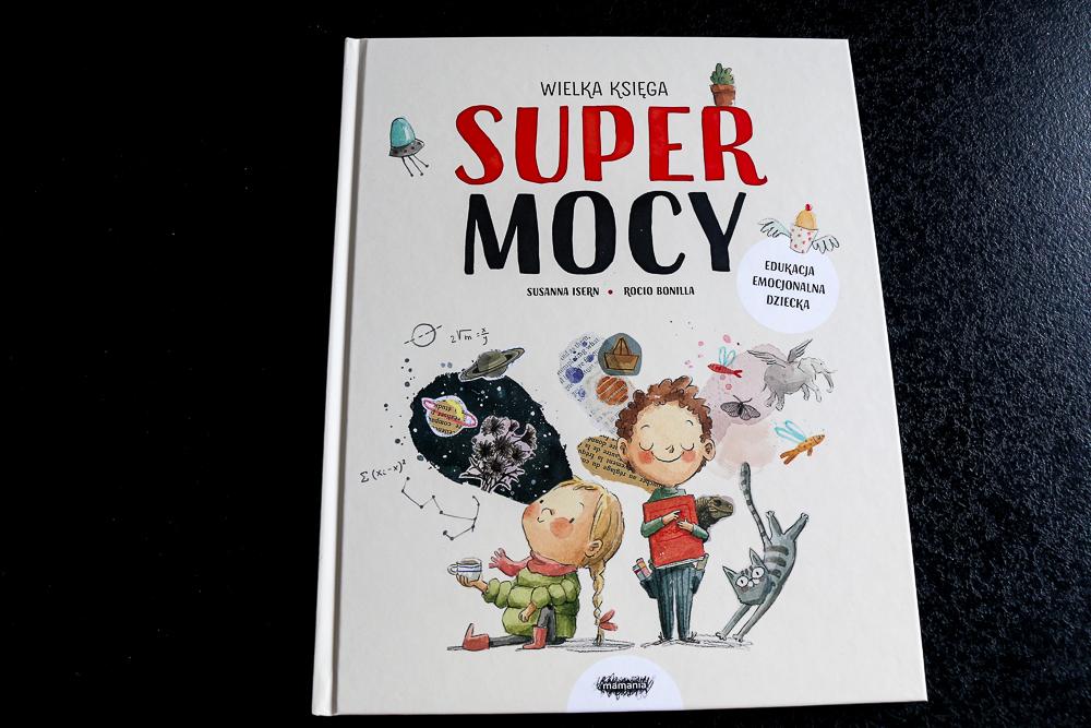 Wielka Księga Super Mocy
