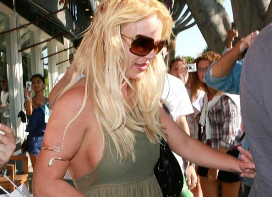 Britney Spears crazy tits