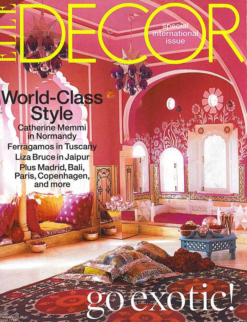 Elle Decor Magazine 373yr  AddictedToSavingcom