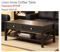 Family dollar coffee table  Furniture table styles