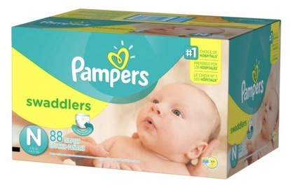 Pampers Big Box Diapers Ivoiregion