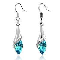Swarovski Elements Crystal Teardrop Earrings Only $4.55 ...
