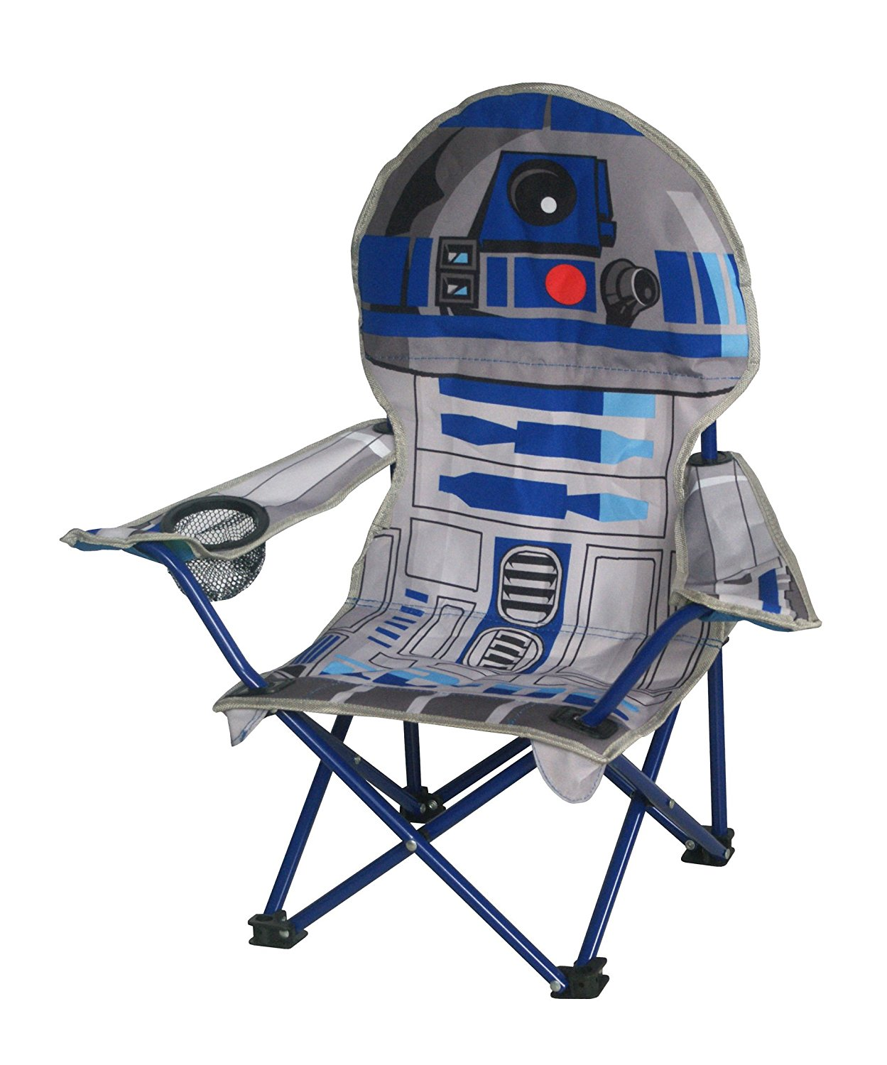 kids character chairs lounge chair replacement straps cute star wars r2d2 16 77 from 26
