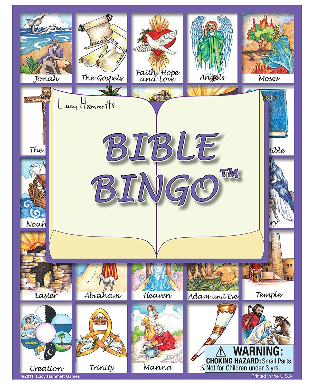 Bible Bingo Game For 11 51
