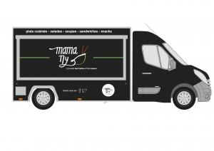Mama ny food truck
