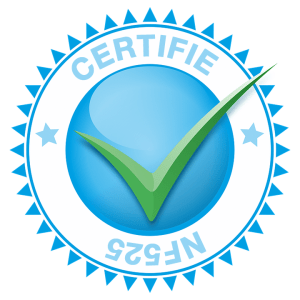 Certification NF525