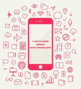application commerce proximité