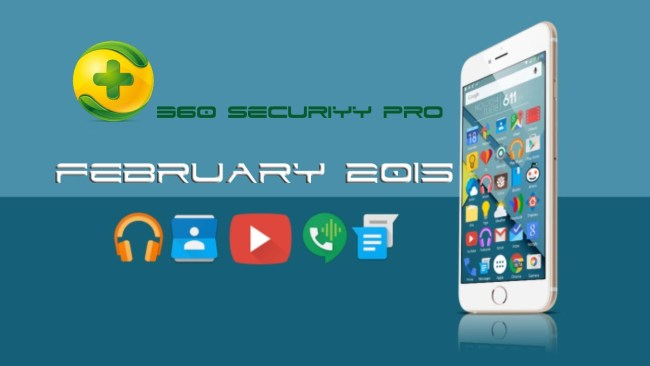 360 Security sur iPhone