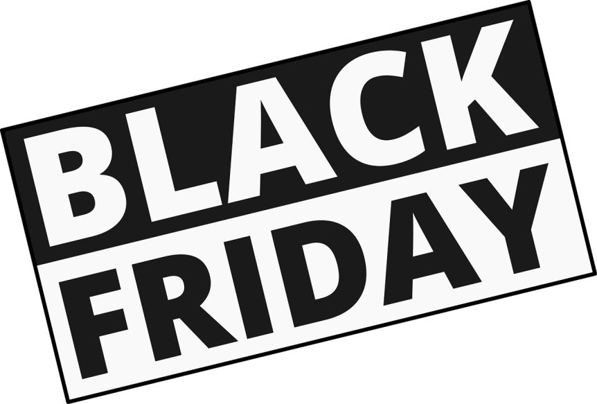 black friday pour booster ventes