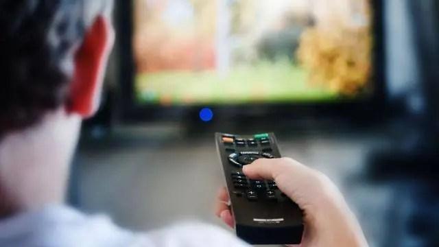 ادمان التلفزيون