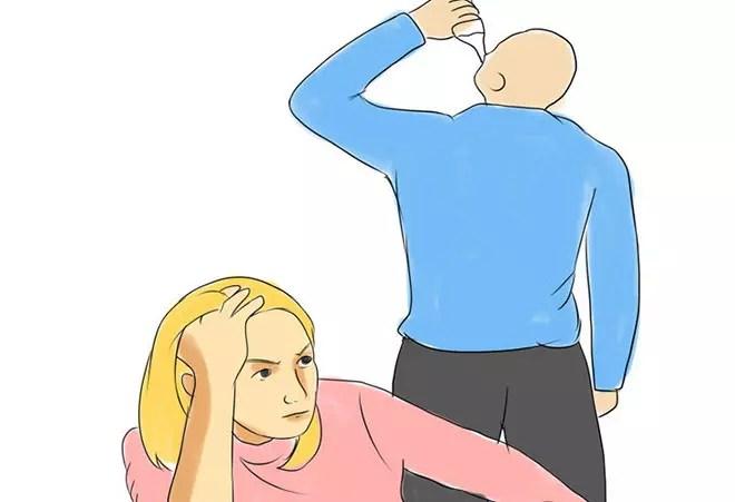 الطريقة الصحيحة للتعامل مع الشخص المدمن للكحول