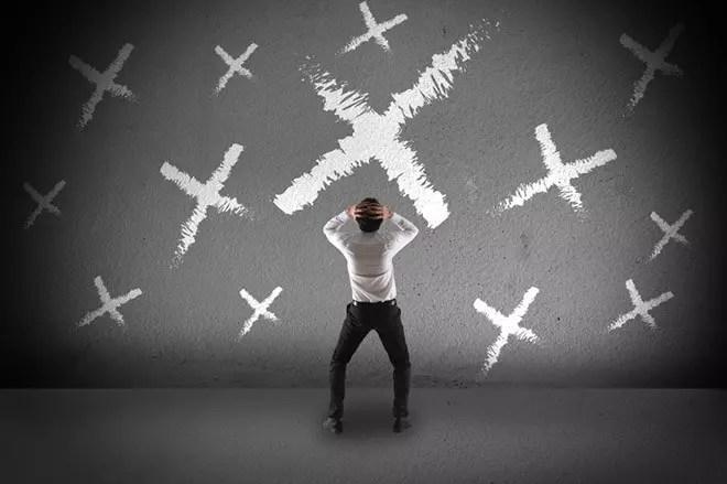 أخطاء التفكير والأمراض النفسية (1)