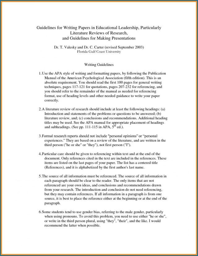 apa 27th edition conclusion heading