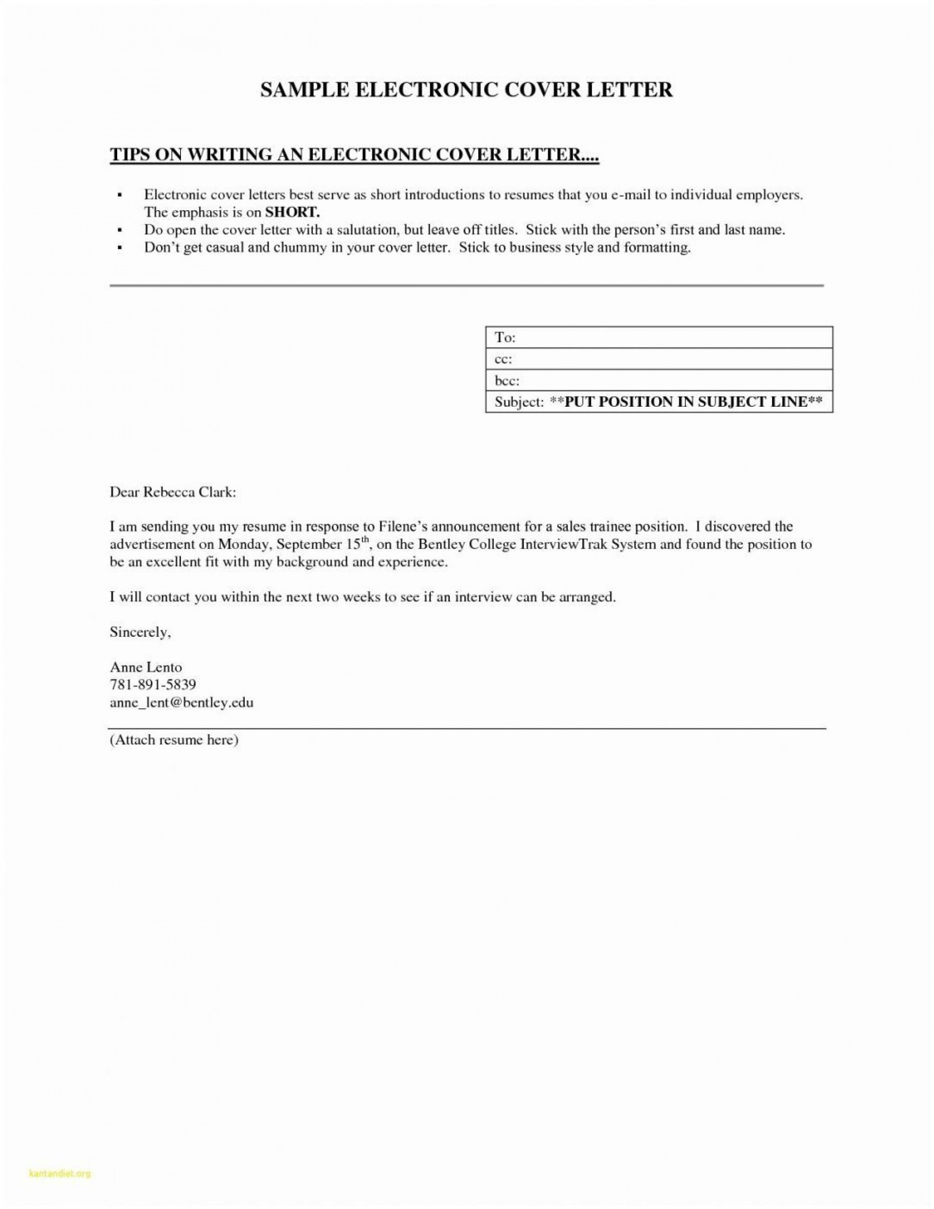 Attachment Email Writing Format Samples