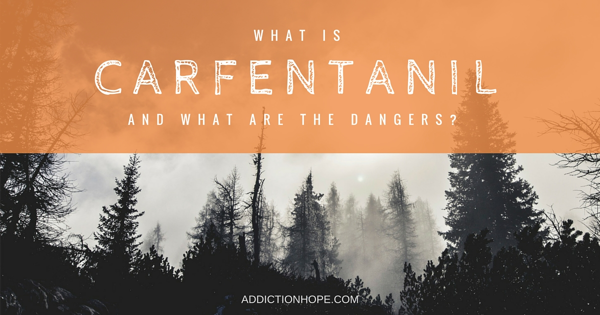 Carfentanil Use Of The Drug Signs And Symptoms Of Abuse