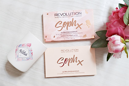 soph'x collection makeup révolution