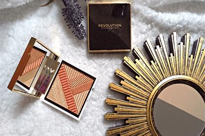 Collection opulence Makeup Révolution