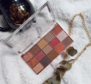 Foil Frenzy Palette Makeup Revolution Fusion
