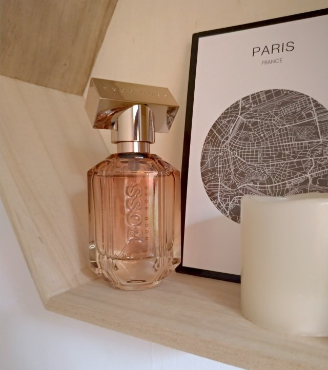 Parfum The Scent Private accord Hugo Boss