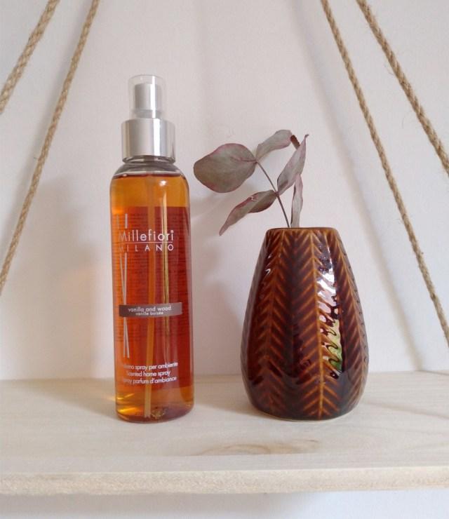 Parfum millefiori vanilla and wood notino