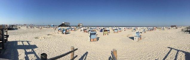 Der Strand von SPO