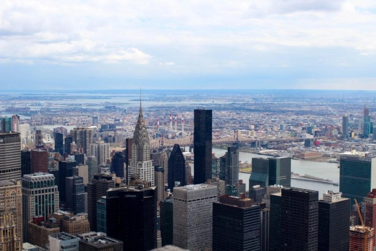 Four Days in New York City // A First Timer's New York City Itinerary