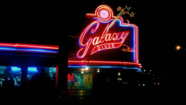 Galaxy Diner Flagstaff Arizona