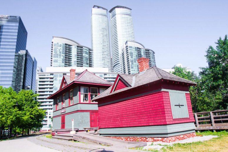 Roundhouse Park Toronto