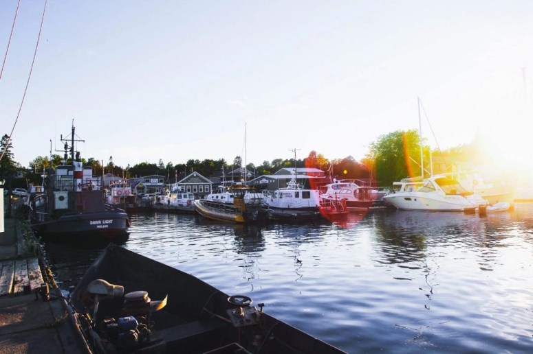 Two Days in the Bruce Peninsula