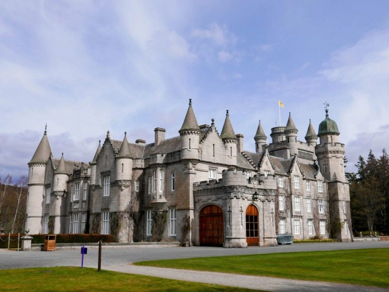 Balmoral Castle Scotland UK United Kindgom