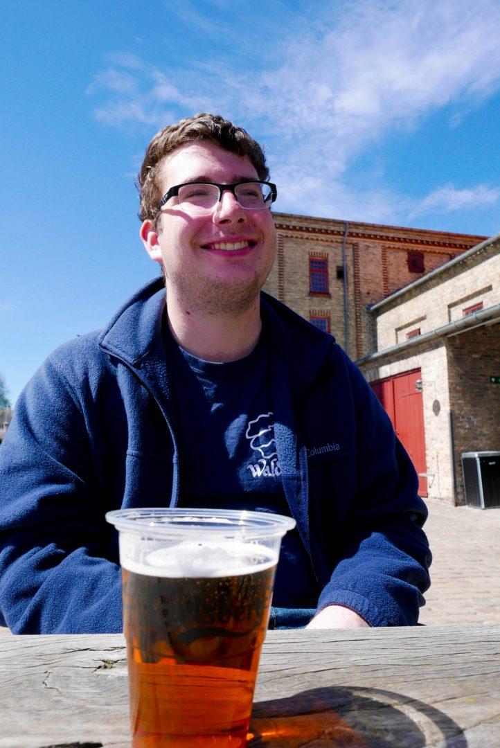 Daniel Carlsberg Brewery