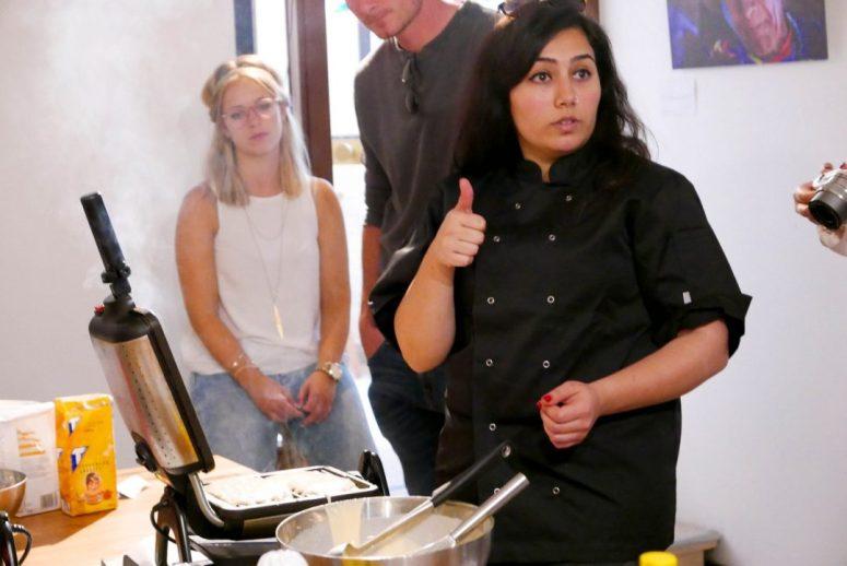 Brussels Waffle Workshop Guide