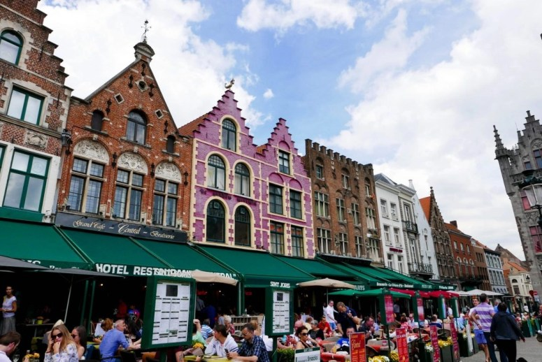 Finding Bliss in Bruges
